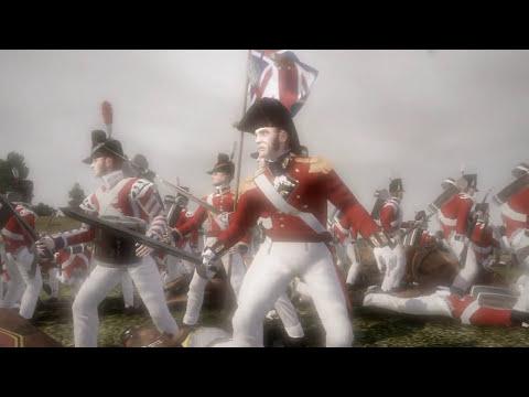 Napoleon Total War : Battle of Waterloo (part.2)