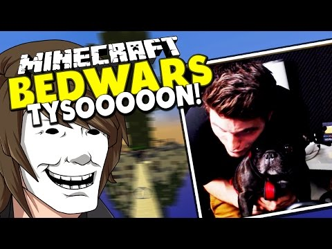 TYSON SPRENGT DIE AUFNAHME! ✪ Minecraft Bedwars Woche Tag 167 mit GermanLetsPlay