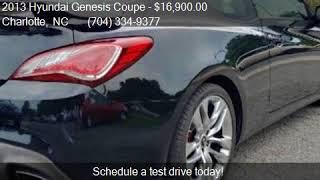 2013 Hyundai Genesis Coupe 3.8 Track Auto for sale in Charlo