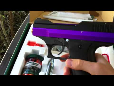Kingman Chaser Paintball Pistol Review