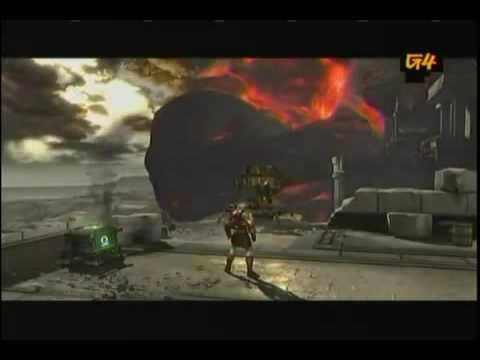 God of War 3 Demo Gameplay E3 2009