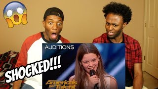 Download Lagu Courtney Hadwin: 13-Year-Old Golden Buzzer Winning Performance - America's Got Talent 2018 Gratis STAFABAND