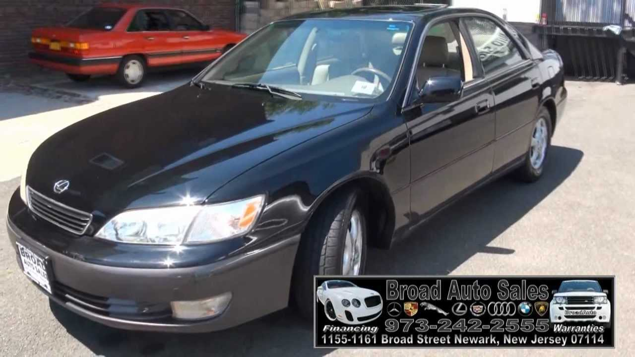 1999 Lexus ES300 HD Vehicle