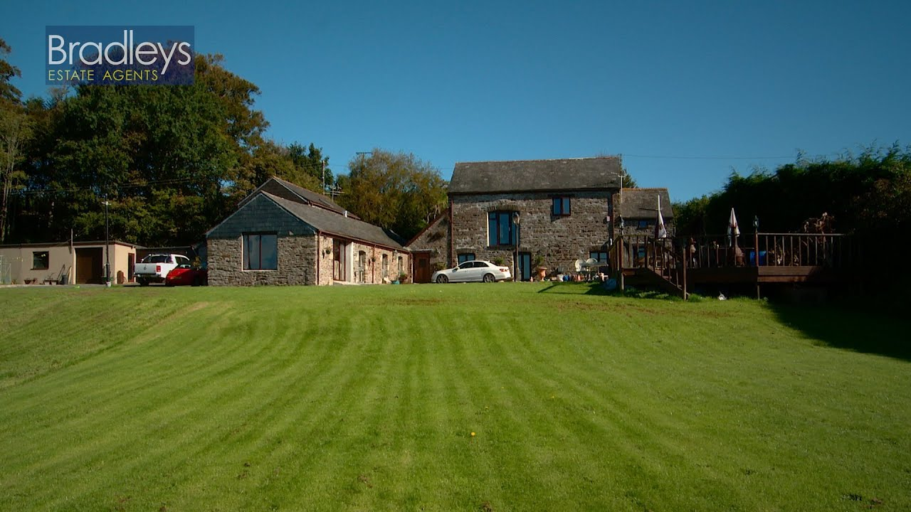 Barn Conversion Property For Sale In Cornwall
