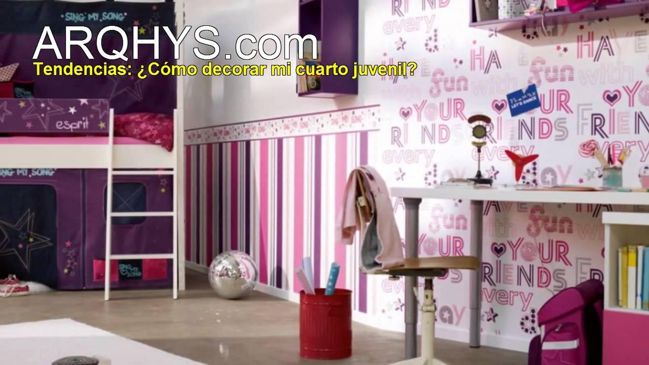c mo decorar mi cuarto decorando el dormitorio o habitaci n aprendiendo a decorar youtube. Black Bedroom Furniture Sets. Home Design Ideas