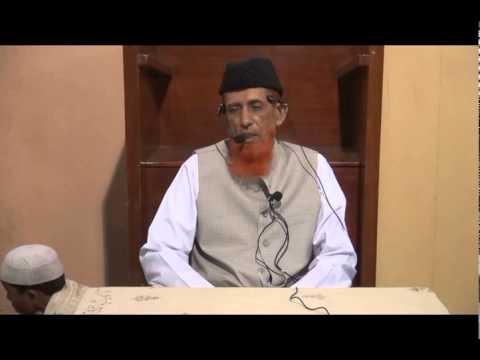 Ramadhan Duroos,day29 -a Glance Of Prophets In Islam-part 3a-shaikh Aneesurrahman Azami Omeri Ma
