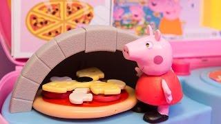 Peppa Pig Mini Pizzeria Peppa Pig Pizza Peppa Pig Chef Peppa Toys