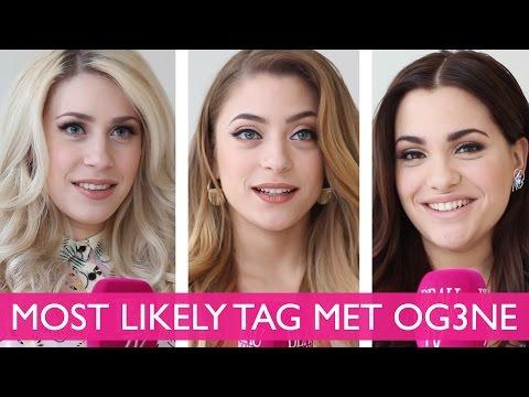 Most likely to met OG3NE