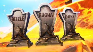 Bugha, Dubs and Bizzle tried to GRIEF me...