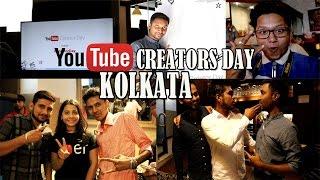 Youtube creators day Kolkata With data dock|Creative Bijoy|Source Media|Desi Broadcast And Many More