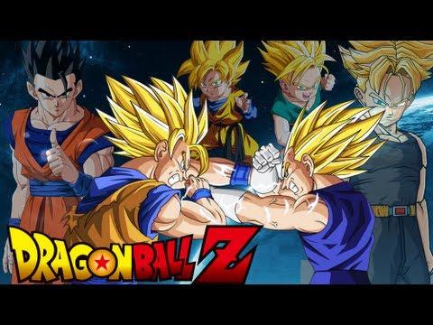"Dragon Ball Z - Dragon Ball Z Goku's Family VS Vegeta's Family ""DragonBall Z What-If"" (DragonBall Z Tenkaichi 3)"