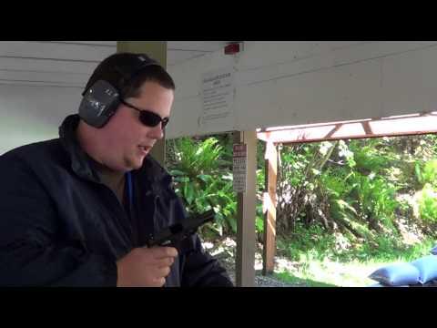 Sig P938 vs Sig P238: Recoil Demonstration