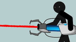 Pivot Animation - Portal Gun Fail