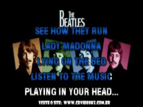 Beatles, The   Lady Madonna