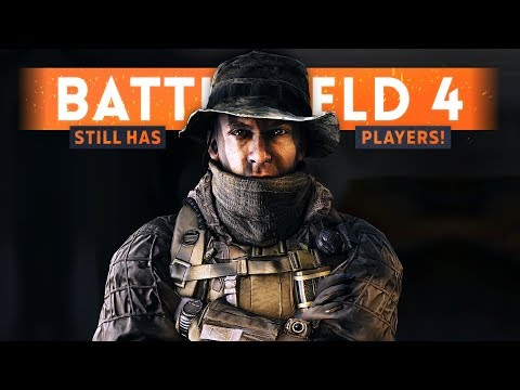 HERE'S WHY BATTLEFIELD 4 WILL SURVIVE LONGER Than Battlefield 1...