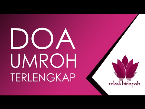 Video doa umroh bahasa indonesia