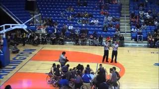 UWW Winning NWBA Collegiate National Championship