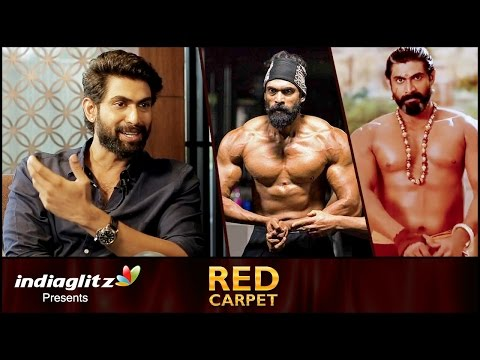 I eat NINE meals a day : Rana Daggubati Interview | Baahubali 2 Making and Workouts | Red Carpet thumbnail