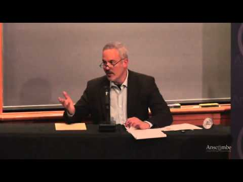 Gay Marriage? A Debate (anscombe Society, Princeton University) video