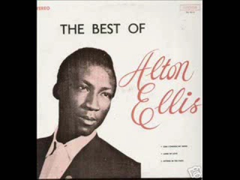 Alton Ellis - Dance Crasher