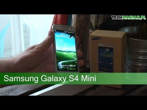 Wideo test i recenzja telefonu Samsung Galaxy S4 Mini   techManiaK.pl