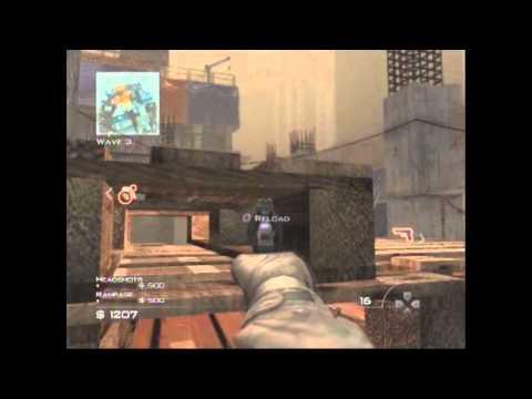 MW3 Glitches - Survival Mode Hardhat Glitch | PS3 | Xbox 360 | PC | SNES