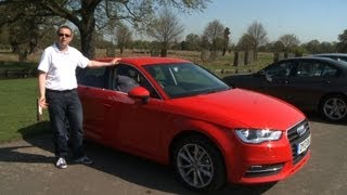2013 Audi A3 Sportback long-term test first report