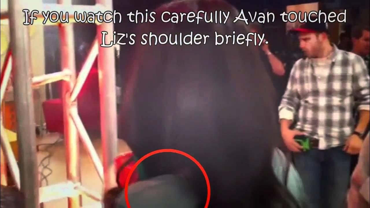 avan and liz dating