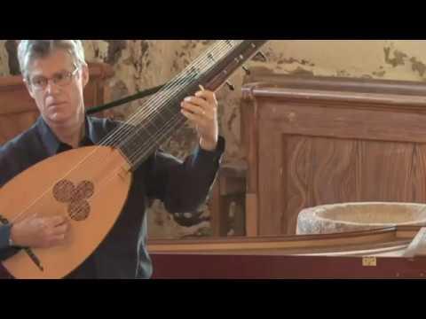Vivaldi Lute Concerto in D major