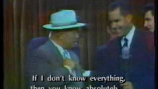 Nixon vs. Khrushchev - The Kitchen Debate (1959)