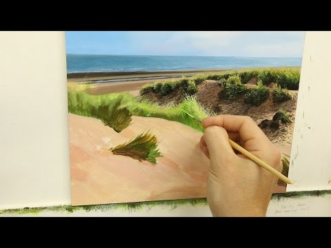 #44 PAINTING SAND DUNES