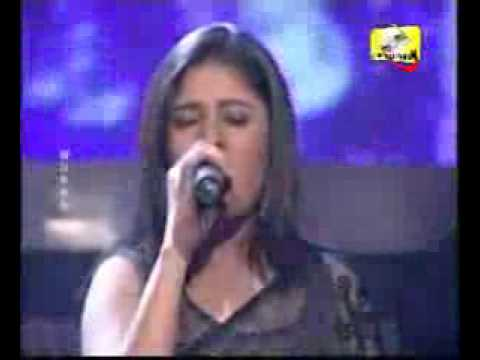 Sajna Ve Sajna Sunidhi Chauhan video