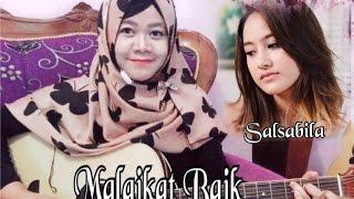 Lagu Top Indonesia - Malaikat Baik - Salsabila Andriani Cover