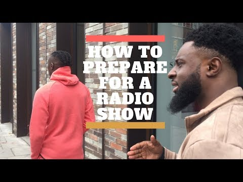 Watching video 90s Baby TV | How To Prepare For A Radio Show With Kyze SN1