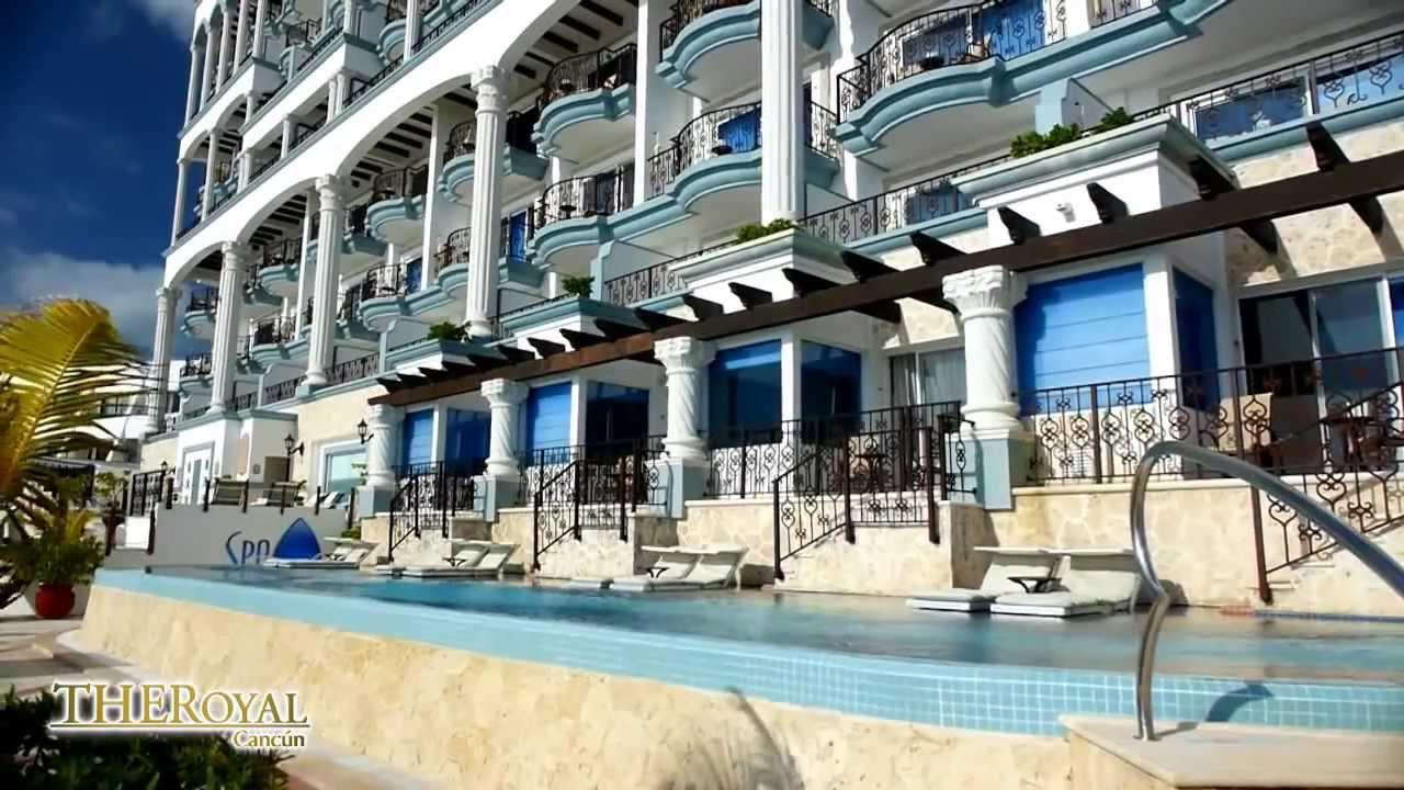 Hyatt Zilara Resort Ex Royal Cancun Youtube