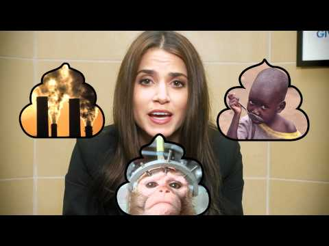 Thumbnail of video Nikki Reed Asks You to Give a Shit