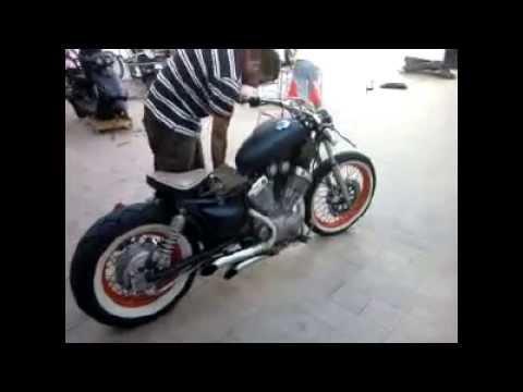 Yamaha XV535 Bobber