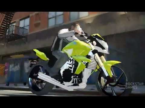 Kle621 Cb1000r Gta Iv Hd