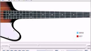Beatles This Boy Bass Lesson Software