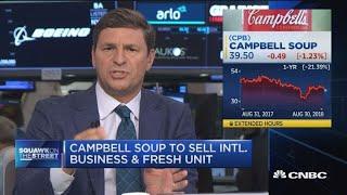 Campbell Soup abandons fresh-food focus