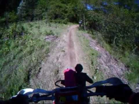 Theilman Enduro Trail Ride, Fall 2010 - Video 5