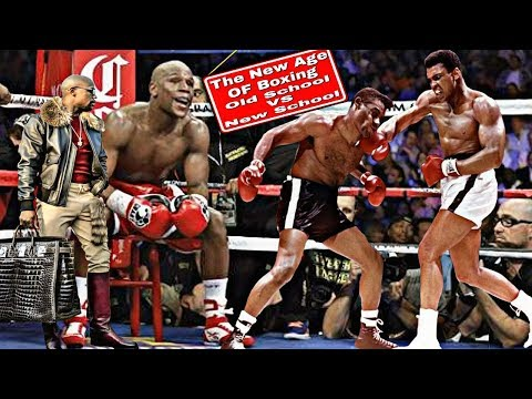 The New Age Of Boxing | Old School VS New School