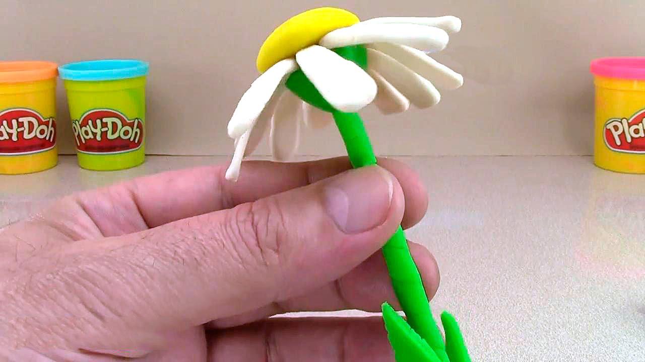 Как сделать из пластилина ютуб