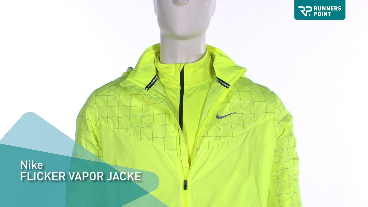 nike running flicker vapor jacket herren running focus. Black Bedroom Furniture Sets. Home Design Ideas