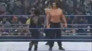 Batista and Undertaker VS Great Khali and M 1/3