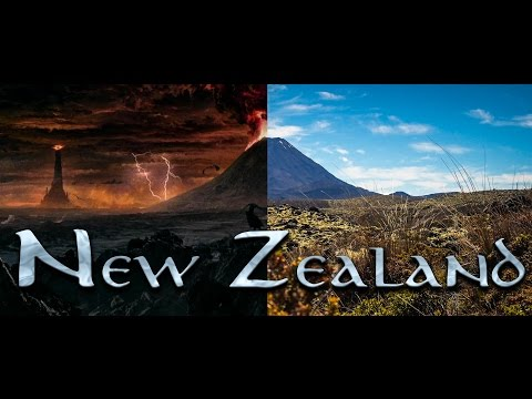 New Zealand - Journey Through Middle-earth