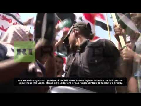 Iraq: Sunnis protest ahead of election