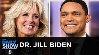 "Jill Biden - Finding Purpose, Elevating Teaching and ""Where the Light Enters"" 