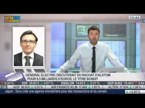 Alstom : GE est intéressée...