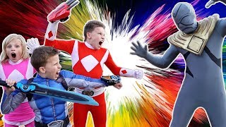 Paxton Gets Power Rangers Beast Morphers Toys 2!